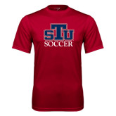 Syntrel Performance Cardinal Tee-Soccer