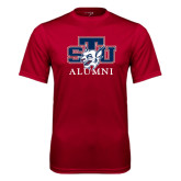 Syntrel Performance Cardinal Tee-Alumni