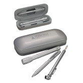 Silver Roadster Gift Set-University Mark Engraved