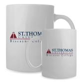 Full Color White Mug 15oz-Biscayne College