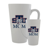 Full Color Latte Mug 17oz-Mom
