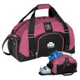 Ogio Pink Big Dome Bag-Official Logo