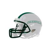 Riddell Replica White Mini Helmet-Stetson