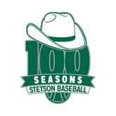 Large Decal-100 Seasons of Baseball