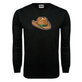 Black Long Sleeve TShirt-Hat