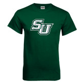 Dark Green T Shirt-