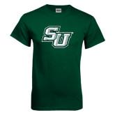 Dark Green T Shirt-