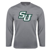 Performance Steel Longsleeve Shirt-