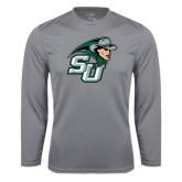 Performance Steel Longsleeve Shirt-SU John