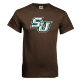 Brown T Shirt-