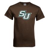 Brown T Shirt-