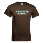 Brown T Shirt-Alumni