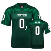 Replica Dark Green Adult Football Jersey-Personalized