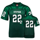 Replica Dark Green Adult Football Jersey-#22