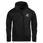 Black Charger Jacket-SU w/ Hat