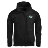 Black Charger Jacket-SU