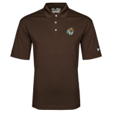 Under Armour Brown Performance Polo-SU w/ Hat