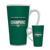 Full Color Latte Mug 17oz-Atlantic Sun Womens Basketball Champions