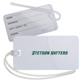 Luggage Tag-Stetson Hatters