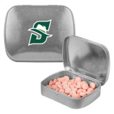 Silver Rectangular Peppermint Tin-Primary logo
