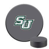 Hockey Puck Stress Reliever-SU