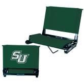 Stadium Chair Dark Green-