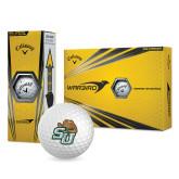 Callaway Warbird Golf Balls 12/pkg-SU w/ Hat