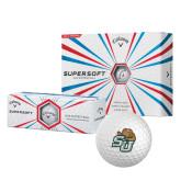 Callaway Supersoft Golf Balls 12/pkg-SU w/ Hat