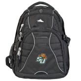 High Sierra Swerve Compu Backpack-SU w/ Hat