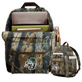 Heritage Supply Camo Computer Backpack-SU w/ Hat