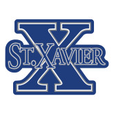 Large Decal-St Xavier