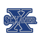 Small Decal-St Xavier