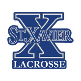 Small Decal-Lacrosse