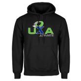 Black Fleece Hoodie-UXA Ultimate