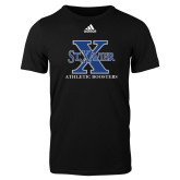Adidas Black Logo T Shirt-Athletic Boosters