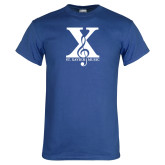 Royal T Shirt-St Xavier Music