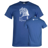 Royal T Shirt-Saint Xavier Expeditions