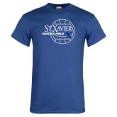 Royal T Shirt-Water Polo Design