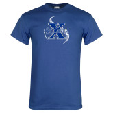 Royal T Shirt-St Xavier Baseball