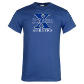 Royal T Shirt-Athletics