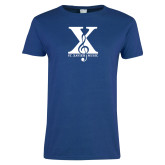 Ladies Royal T-Shirt-St Xavier Music