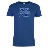 Ladies Royal T Shirt-Golf Design