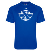 Under Armour Royal Tech Tee-Cross Country Design