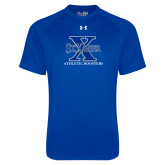 Under Armour Royal Tech Tee-Athletic Boosters