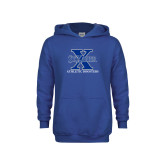 Youth Royal Fleece Hoodie-Athletic Boosters