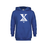 Youth Royal Fleece Hoodie-St Xavier Music