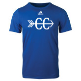 Adidas Royal Logo T Shirt-CC