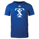 Adidas Royal Logo T Shirt-TX