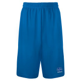 Performance Classic Royal 9 Inch Short-Football
