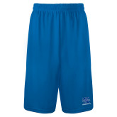 Performance Classic Royal 9 Inch Short-Basketball